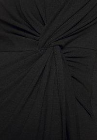 MAMALICIOUS - MLMEHA DRESS - Vestido ligero - black - 2