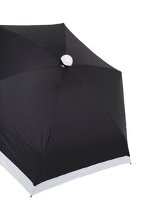 KARL LAGERFELD - IKONIK UMBRELLA - Schirm - black - 3