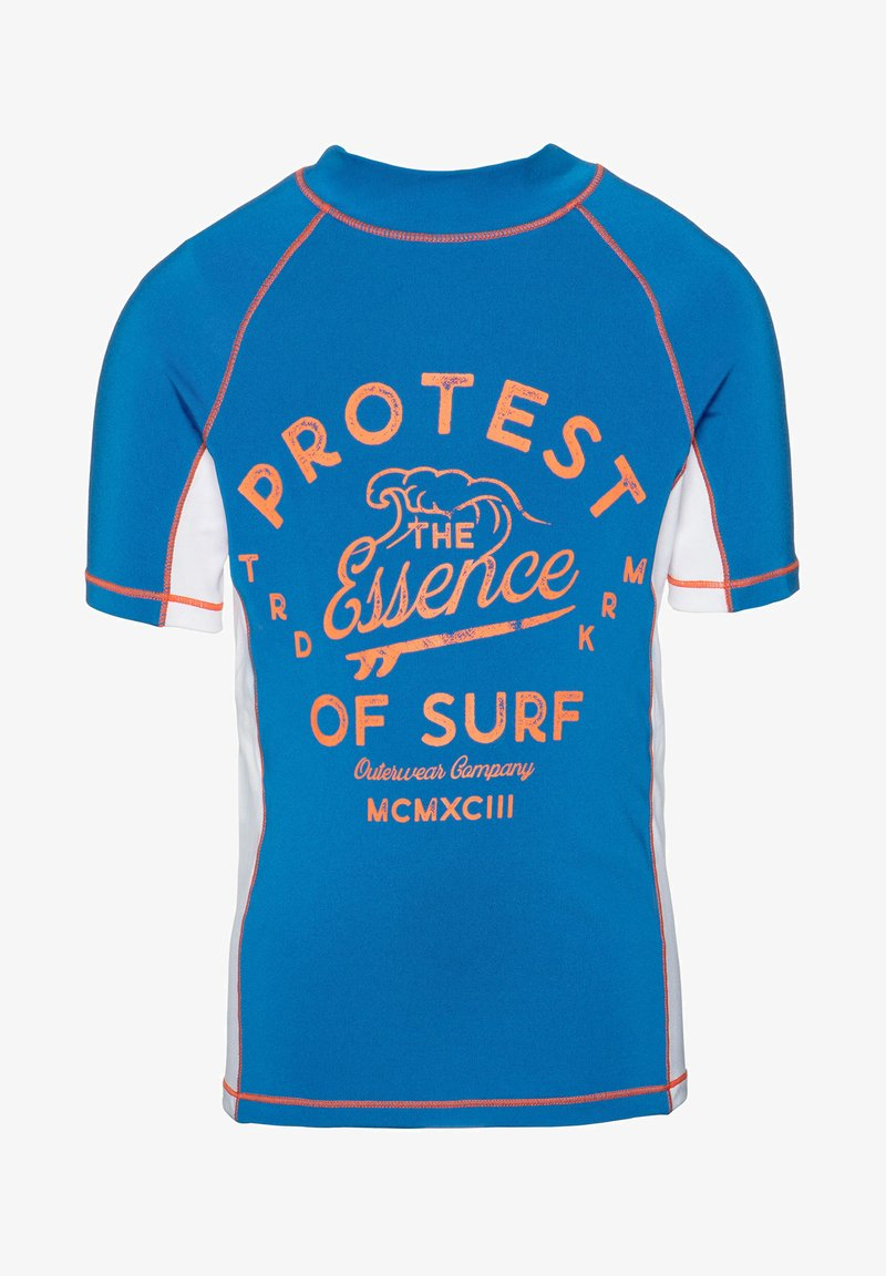 Protest - Rash vest - medium blue
