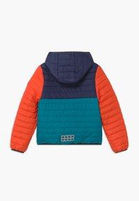 LEGO Wear - JOSHUA JACKET UNISEX - Zimní bunda - dark turquoise - 1