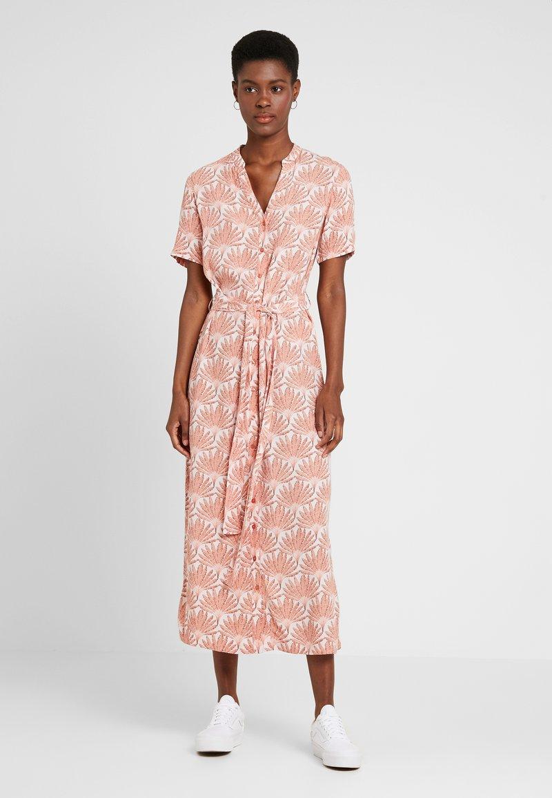 PIECES Tall - PCLIANNA LONG  DRESS - Maxi dress - light pink