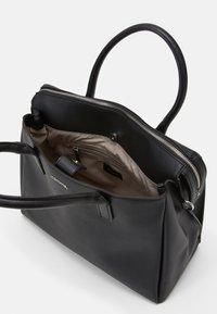 comma - HIDE AND SEEK HANDBAG - Handbag - black - 2