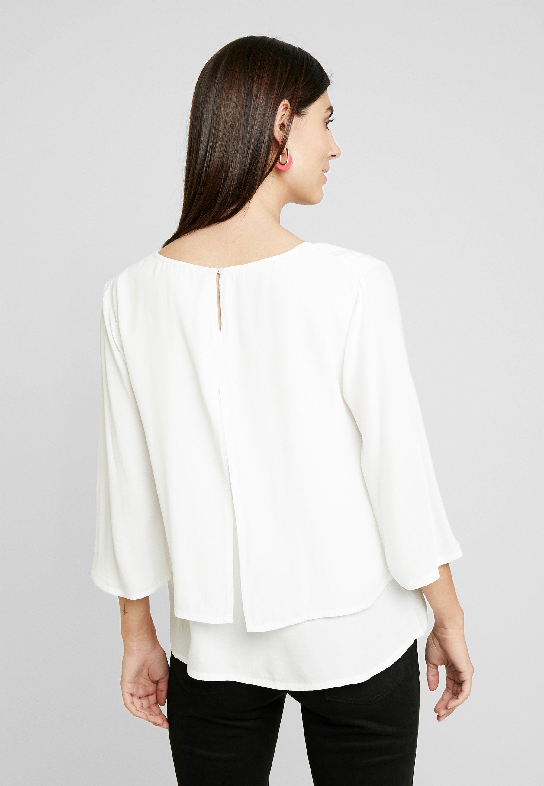 Masai BRYNHILD - Blouse - cream - Tops & T-shirts Femme ZQN4X