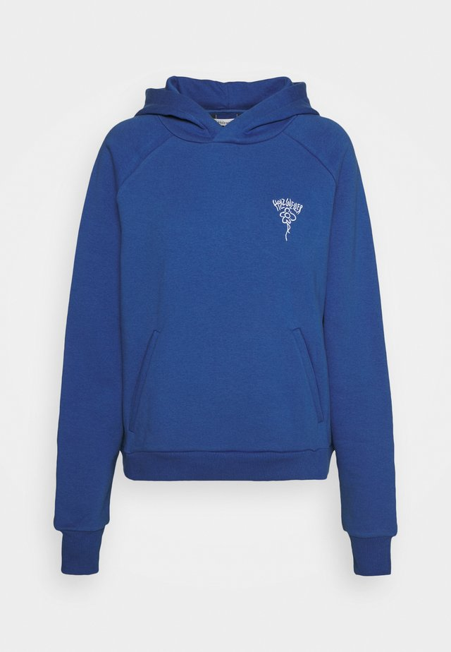 HANG ON CLOSER HOODIE - Sweater - blue