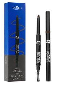 Eyeko - DEFINE IT BROW PENCIL - Eyebrow pencil - dark - 1