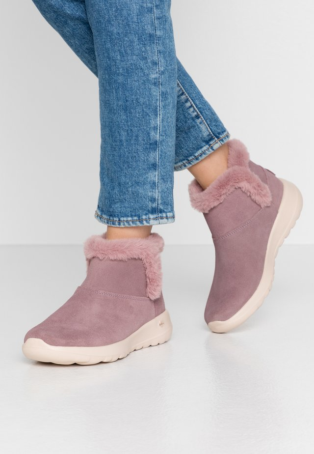 ON THE GO JOY - Ankle boots - lilac