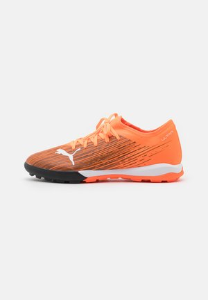 ULTRA 3.1 TT - Voetbalschoenen voor kunstgras - shocking orange/black