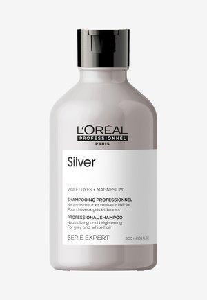 SERIE EXPERT SILVER SHAMPOO - Shampoo - -