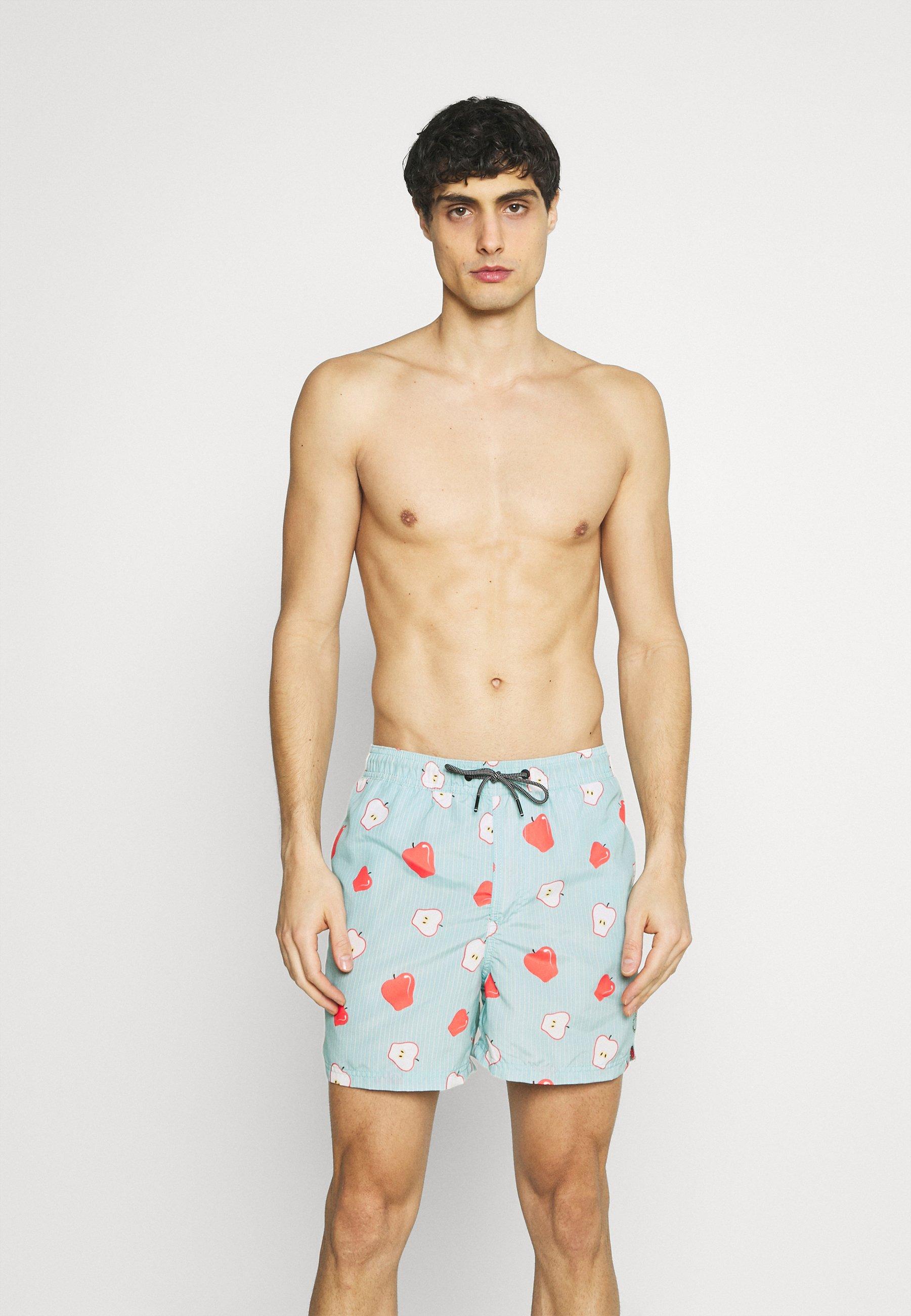 Men JJIBALI JJSWIMSHORTS FRUIT - Swimming shorts
