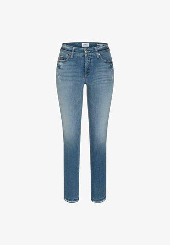 PARIS - Slim fit jeans - vintage blue
