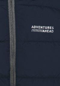 Name it - NMMMILTON PUFFER - Winter jacket - dark sapphire - 3