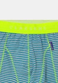 Claesen's - BOYS 3 PACK - Onderbroeken - turquoise - 3