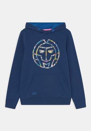 IVAR LIFESTYLE HOODY UNISEX - Sweatshirt - dark blue