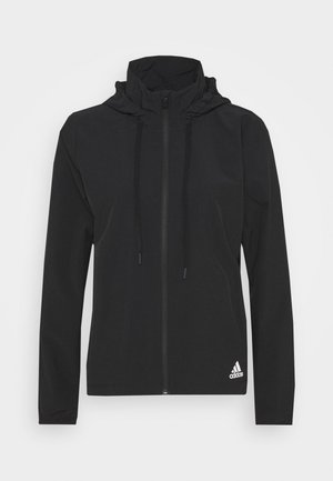 Trainingsjacke - black/white