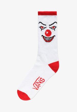 MN VANS X IT CREW  - Socks - white