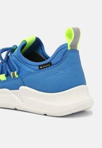 Superfit - Trainers - blau/gelb - 4