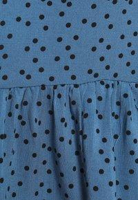 Even&Odd - Day dress - blue/black - 6