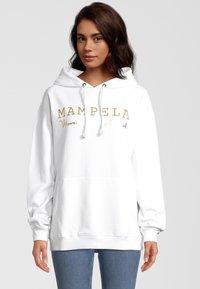 Mampela M´Ela Clothing - Hoodie - white - 0