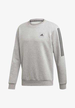 MUST HAVES FLEECE CREW SWEATSHIRT - Sweatshirt - grey