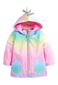 Next - RAINBOW UNICORN JACKET (3MTHS-7YRS) - Zimní kabát - pink - 0