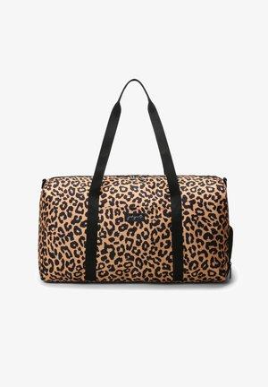 JADYN  - Taška na víkend - leopard