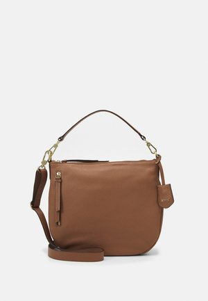 JUNA SMALL - Handbag - camel