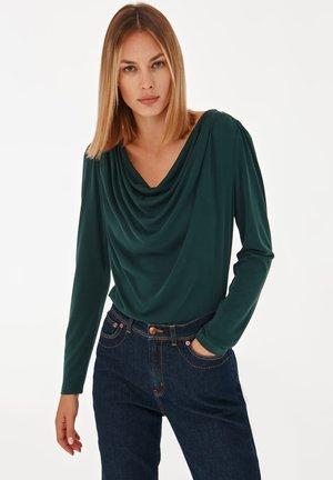 LENNA - Blouse - dark green