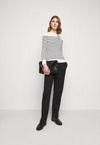 Claudie Pierlot - Long sleeved top - ecru - 1