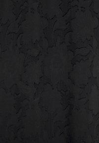 ONLY - ONLEVA MIDI DRESS - Maxi šaty - black - 6