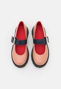 Marni - Ankle strap ballet pumps - light pink - 3