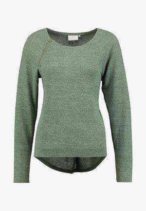 KAZIPY - Sweter - dusty jade