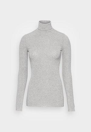 ANNA - Svetr - light grey melange