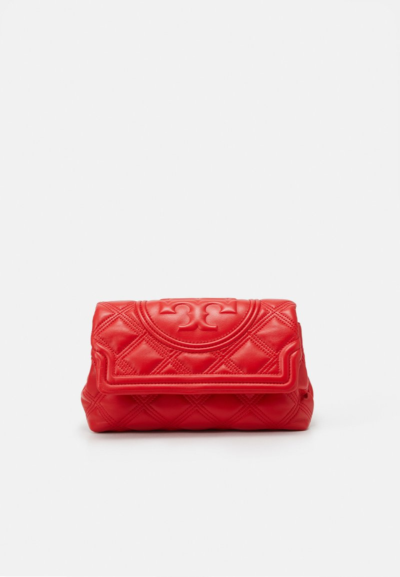 Tory Burch - FLEMING SOFT - Pochette - brilliant red