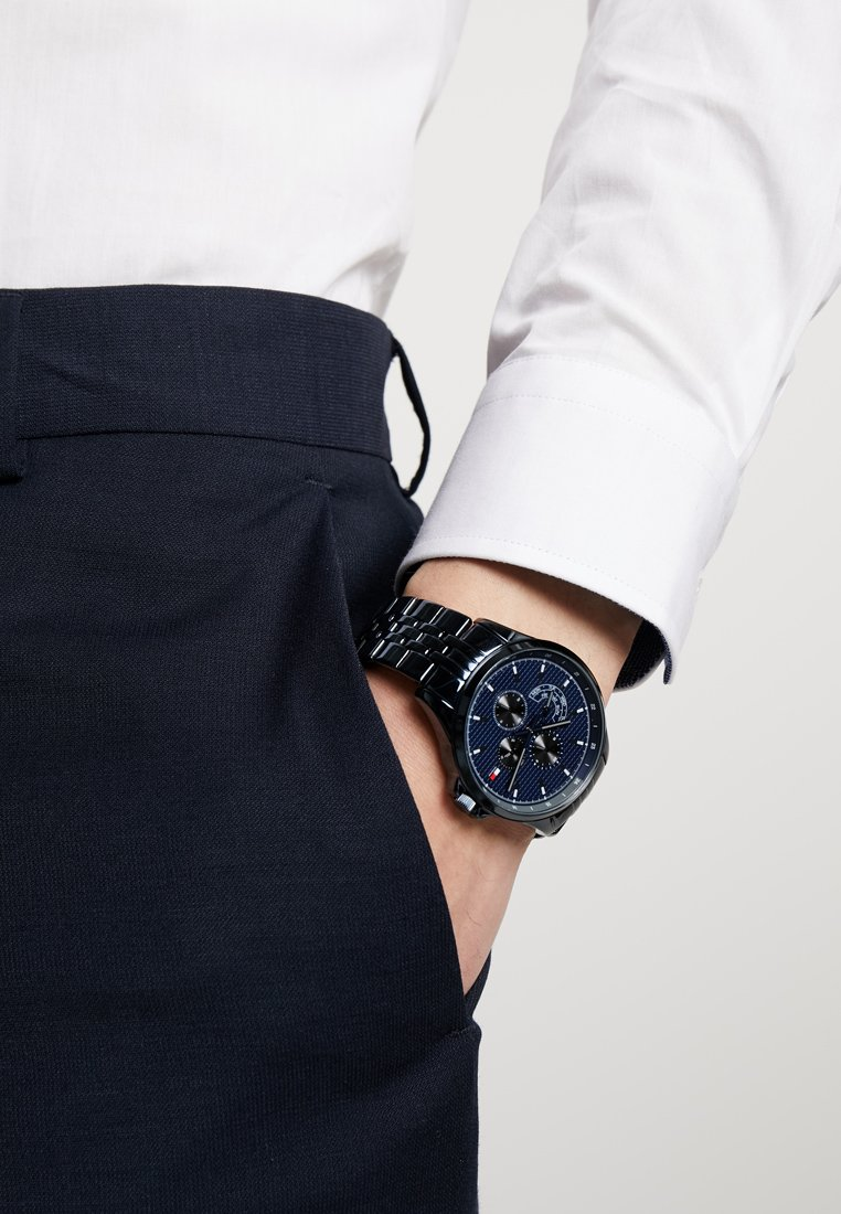 Tommy Hilfiger - SHAWN - Horloge - blau