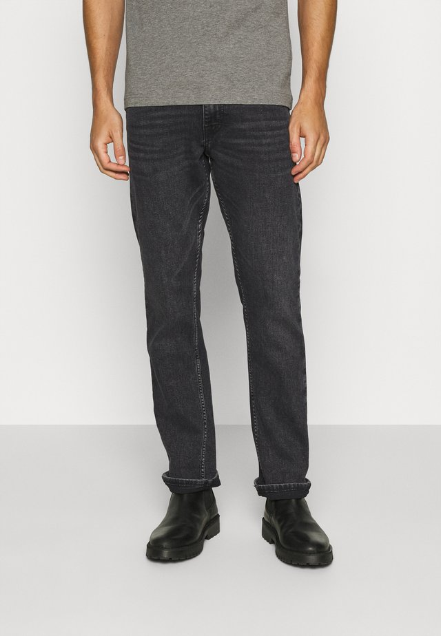 OREGON - Straight leg jeans - grey denim