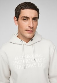 s.Oliver - Hoodie - offwhite - 4