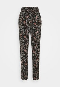 Vero Moda Tall - VMSIMPLY EASY LOOSE PANT  - Trousers - black - 1