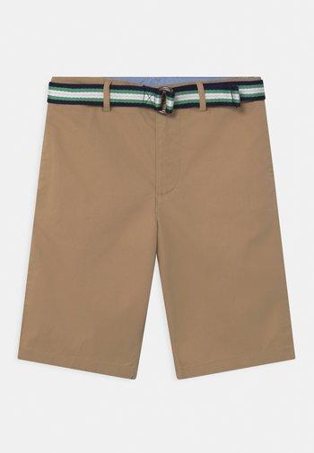 Shorts - classic khaki