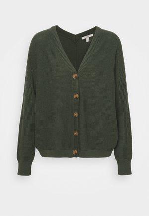 CARDI - Cardigan - khaki green