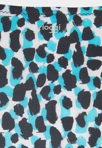 Sloggi - WOMEN SHORE KOH TACHAI MID - Bas de bikini - blue dark - 2