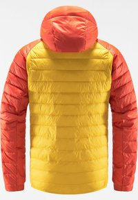 Haglöfs - SPIRE MIMIC HOOD  - Winter jacket - pumpkin yellow/habanero - 6