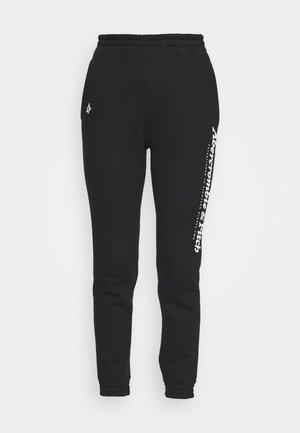 GARAMOND LOGO CLASSIC - Pantalon de survêtement - black