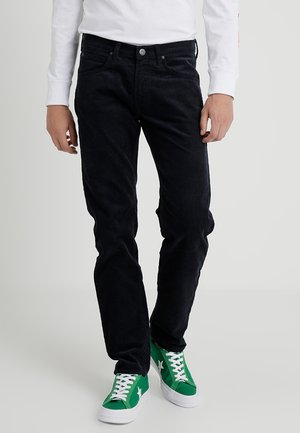 DAREN ZIP FLY - Pantalon classique - dark marine