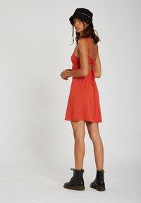 Volcom - EASY BABE DRESS - Day dress - rosewood - 4