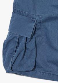 GAP - BOY - Cargo trousers - blue shade - 2