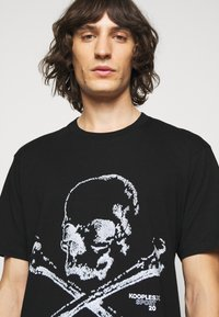 The Kooples - T-shirts print - black - 3