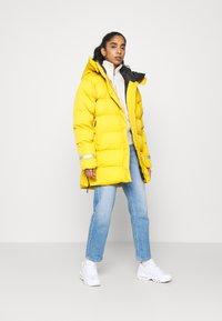 Helly Hansen - ASPIRE PUFFY - Winter coat - arrowwood - 1