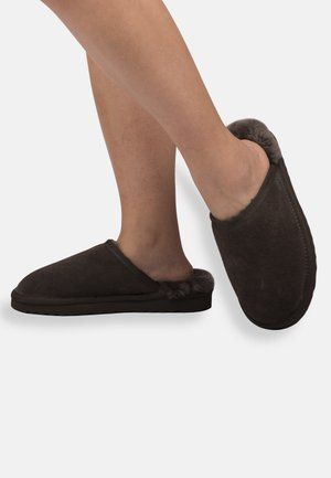 Pantoffels - grey