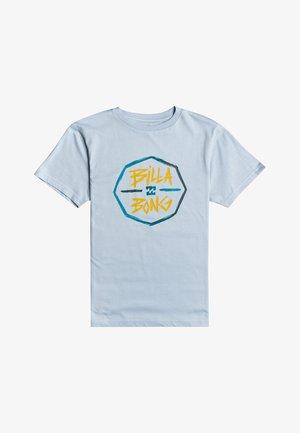 OCTO  - Camiseta estampada - smoke blue