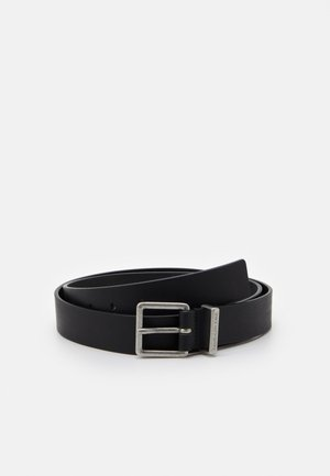 LOOP BELT - Cintura - black